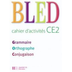 BLED CE2 - CAHIER...