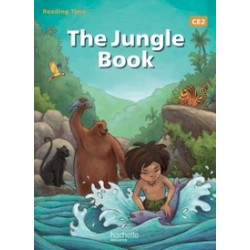 READING TIME THE JUNGLE...