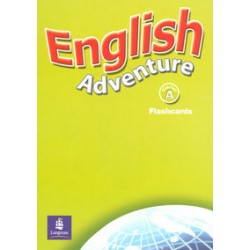 ENGLISH ADVENTURE C2 FLASHCARD