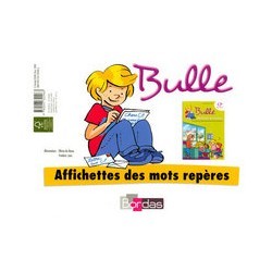 BULLE AFFICHETTES MOTS REPERES