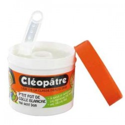 Colle blanche pot 85g