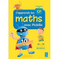 J'APPRENDS LES MATHS CP...