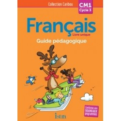 CARIBOU FRANCAIS CM1 -...