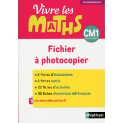 VIVRE LES MATHS - FICHIER A...